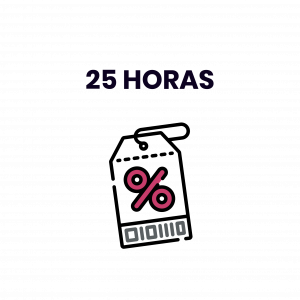 Creapptiva - app para móviles - bono 25 horas