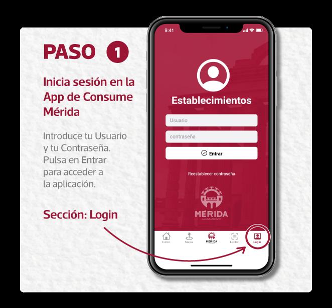 Creapptiva - app para móviles - consume Mérida infografía