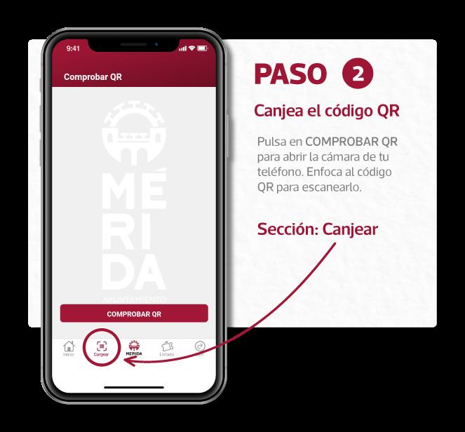 Creapptiva - app para móviles - consume Mérida infografía paso2